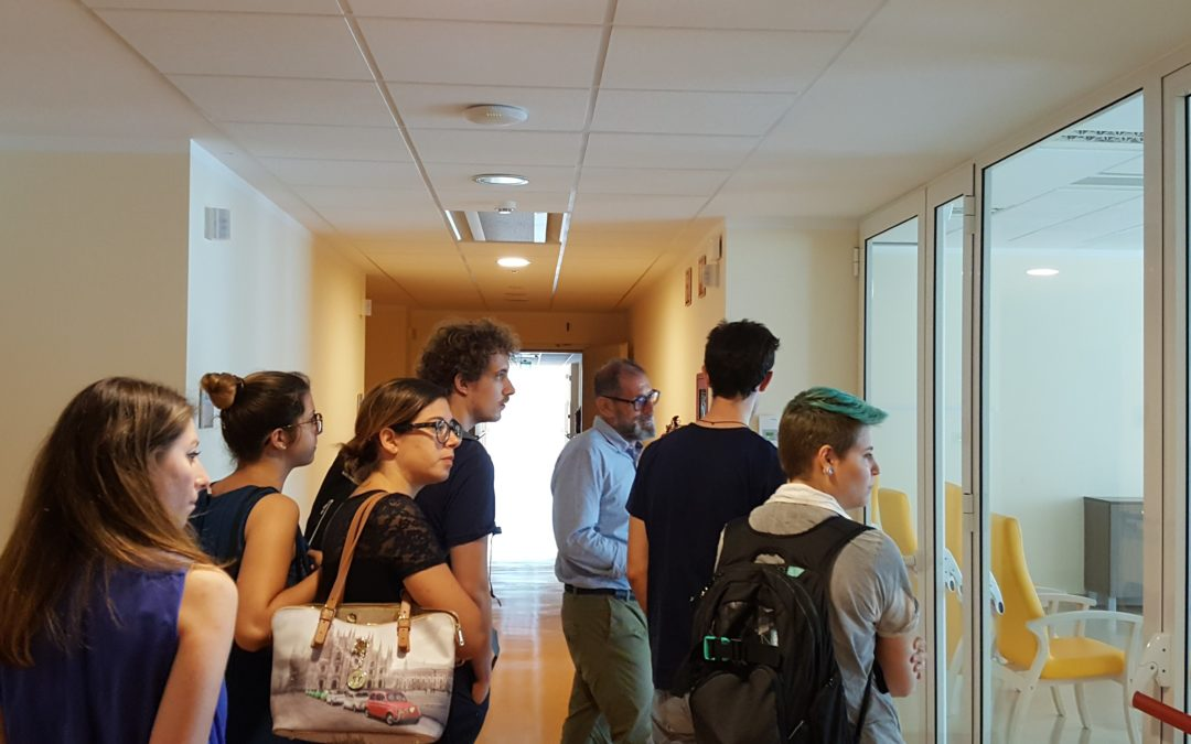 Participants to the pilot training, have visited Social enterprises in Veneto Region area.