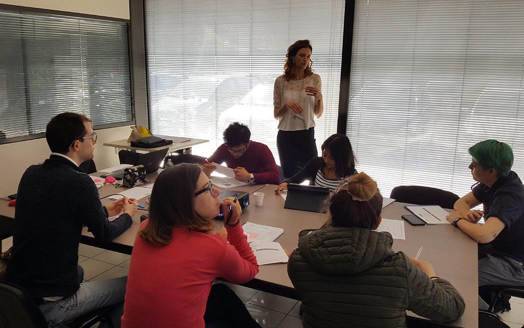 2nd Participative work in Padova