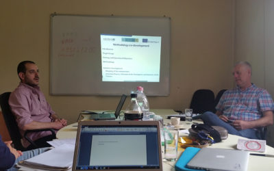 Second international meeting in Sofia