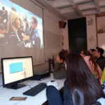 Third training on social entrepreneurship in IES LES VINYES